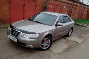 Автомобиль Hyundai NF, хорошее состояние, 2010 года выпуска, цена 530 000 руб., Москва