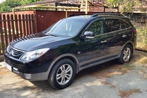 Автомобиль Hyundai Veracruz, хорошее состояние, 2011 года выпуска, цена 1 100 000 руб., Краснодар