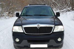 Автомобиль Lincoln Aviator, хорошее состояние, 2003 года выпуска, цена 720 000 руб., Самара