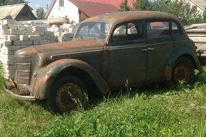 Автомобиль Москвич 401, плохое состояние, 1954 года выпуска, цена 40 000 руб., Брянск