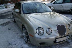 Автомобиль Jaguar S-Type, хорошее состояние, 2007 года выпуска, цена 640 000 руб., Москва