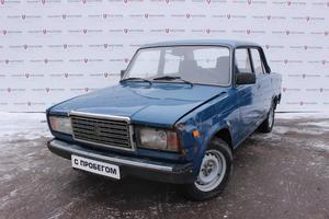 Авто ВАЗ (Lada) 2107, 2004 года выпуска, цена 56 200 руб., Москва