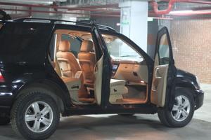 Подержанный автомобиль Mercedes-Benz M-Класс, хорошее состояние, 2003 года выпуска, цена 480 000 руб., Казань