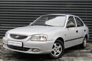 Авто Hyundai Accent, 2006 года выпуска, цена 192 300 руб., Санкт-Петербург