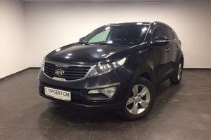 Подержанный автомобиль Kia Sportage, хорошее состояние, 2011 года выпуска, цена 795 000 руб., Московская область