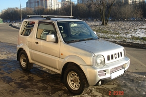 Авто Suzuki Jimny, 2007 года выпуска, цена 418 000 руб., Москва