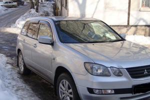 Автомобиль Mitsubishi Airtrek, хорошее состояние, 2002 года выпуска, цена 400 000 руб., Ижевск