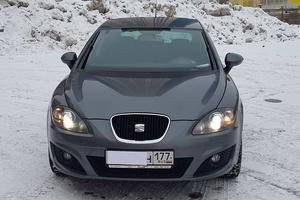 Автомобиль SEAT Leon, отличное состояние, 2012 года выпуска, цена 510 000 руб., Москва