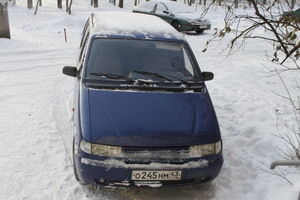Автомобиль ВАЗ (Lada) 2120 Надежда, среднее состояние, 2004 года выпуска, цена 85 000 руб., Киров