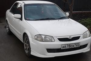 Автомобиль Mazda Familia, отличное состояние, 1998 года выпуска, цена 170 000 руб., Кореновск