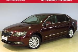 Авто Skoda Superb, 2014 года выпуска, цена 950 735 руб., Москва