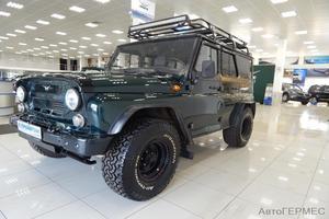 Авто УАЗ Hunter, 2015 года выпуска, цена 749 000 руб., Москва