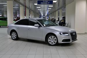 Авто Audi A4, 2010 года выпуска, цена 677 000 руб., Москва