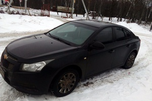 Подержанный автомобиль Chevrolet Cruze, отличное состояние, 2012 года выпуска, цена 470 000 руб., Подольск