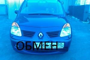 Автомобиль Renault Modus, хорошее состояние, 2005 года выпуска, цена 300 000 руб., Куровское