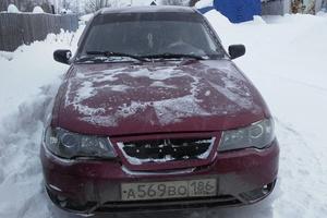 Подержанный автомобиль Daewoo Nexia, хорошее состояние, 2010 года выпуска, цена 135 000 руб., Нефтеюганск