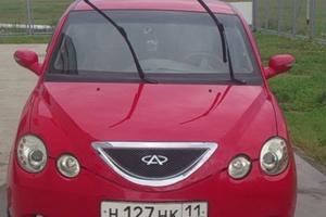 Автомобиль Chery QQ, хорошее состояние, 2008 года выпуска, цена 160 000 руб., Ухта