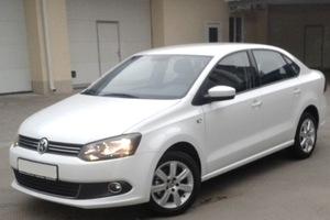 Подержанный автомобиль Volkswagen Polo, отличное состояние, 2013 года выпуска, цена 650 000 руб., Ханты-Мансийск