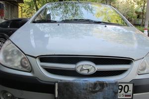 Автомобиль Hyundai Getz, среднее состояние, 2010 года выпуска, цена 285 000 руб., Химки