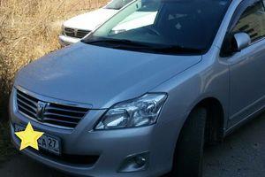 Автомобиль Toyota Premio, хорошее состояние, 2010 года выпуска, цена 730 000 руб., Хабаровск
