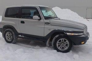 Автомобиль ТагАЗ Tager, отличное состояние, 2010 года выпуска, цена 495 000 руб., Самара