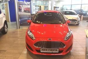 Авто Ford Fiesta, 2016 года выпуска, цена 701 000 руб., Владимир