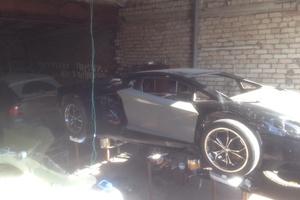 Автомобиль Lamborghini Aventador, плохое состояние, 2011 года выпуска, цена 1 900 000 руб., Уфа
