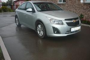 Автомобиль Chevrolet Cruze, отличное состояние, 2013 года выпуска, цена 550 000 руб., Магнитогорск