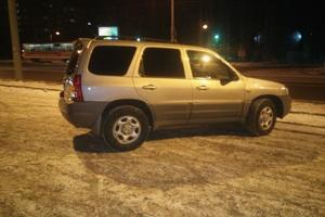 Автомобиль Mazda Tribute, среднее состояние, 2002 года выпуска, цена 320 000 руб., Пермь