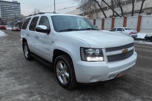 Авто Chevrolet Tahoe, 2013 года выпуска, цена 1 845 000 руб., Москва
