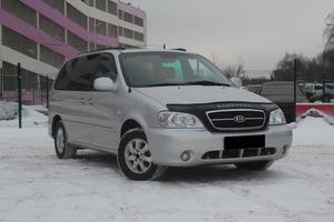 Авто Kia Carnival, 2006 года выпуска, цена 415 000 руб., Москва