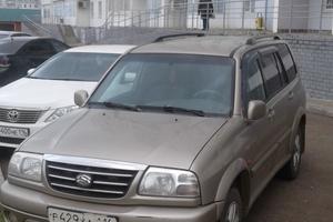 Подержанный автомобиль Suzuki Grand Vitara, отличное состояние, 2002 года выпуска, цена 300 000 руб., Набережные Челны