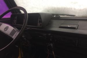 Автомобиль Volkswagen Transporter, среднее состояние, 1985 года выпуска, цена 80 000 руб., Московская область