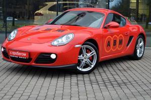 Авто Porsche Cayman, 2010 года выпуска, цена 1 850 000 руб., Санкт-Петербург