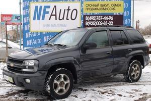 Подержанный автомобиль Chevrolet TrailBlazer, отличное состояние, 2007 года выпуска, цена 449 800 руб., Наро-Фоминск