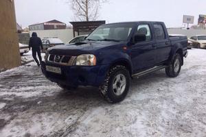 Автомобиль Nissan NP300, отличное состояние, 2009 года выпуска, цена 475 000 руб., Красноярск