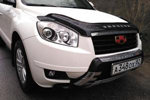 Автомобиль Geely GX7, отличное состояние, 2015 года выпуска, цена 639 000 руб., Ялта