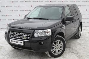Авто Land Rover Freelander, 2008 года выпуска, цена 749 089 руб., Москва