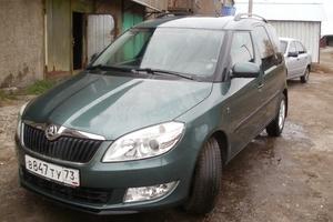 Автомобиль Skoda Roomster, отличное состояние, 2013 года выпуска, цена 550 000 руб., Самара