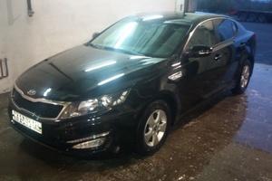 Автомобиль Kia K5, хорошее состояние, 2011 года выпуска, цена 670 000 руб., Енисейск