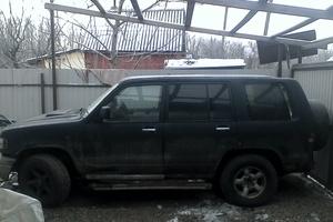 Автомобиль Isuzu Bighorn, среднее состояние, 1996 года выпуска, цена 100 000 руб., Краснодар