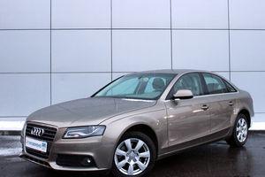 Подержанный автомобиль Audi A4, отличное состояние, 2010 года выпуска, цена 689 000 руб., Москва