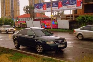 Автомобиль Audi A6, хорошее состояние, 1998 года выпуска, цена 320 000 руб., Красноярск
