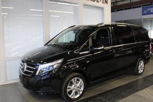 Авто Mercedes-Benz V-Класс, 2016 года выпуска, цена 4 739 000 руб., Москва