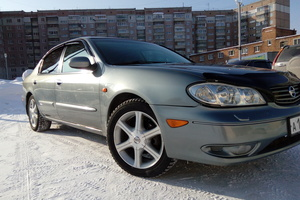 Автомобиль Nissan Maxima, отличное состояние, 2005 года выпуска, цена 350 000 руб., Новосибирск