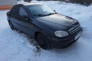 Автомобиль Chevrolet Lanos, хорошее состояние, 2007 года выпуска, цена 117 000 руб., Сергиев Посад