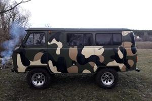 Автомобиль УАЗ 39625, отличное состояние, 2000 года выпуска, цена 333 000 руб., Курская область