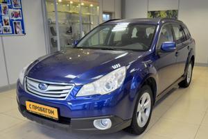 Авто Subaru Outback, 2010 года выпуска, цена 735 000 руб., Москва