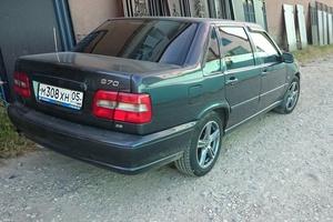 Автомобиль Volvo S70, хорошее состояние, 1998 года выпуска, цена 300 000 руб., Кизилюрт