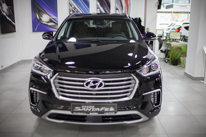 Авто Hyundai Santa Fe, 2016 года выпуска, цена 2 719 000 руб., Москва